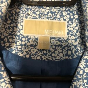 New without tag Michael kors trench coat